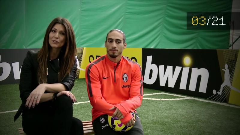 """Martin Caceres- """"Il portiere con più presenze nella storia della Juve è… """"."""