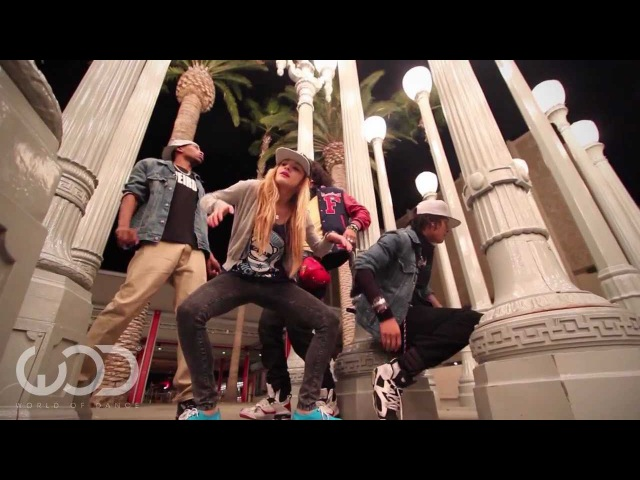 Chachi Gonzales Les Twins Smart Mark High Pressure SoFly Worldofdance Exclusive