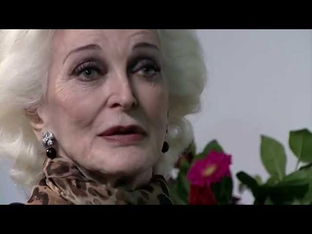 Carmen Dell'Orefice in conversation with Prof Frances Corner OBE