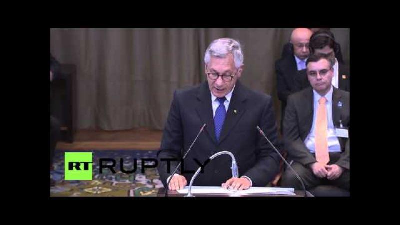 Нидерланды: Голосов ООН, чтобы слышать Тихий Океан дело Боливии против Чили.