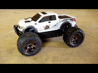 RC ADVENTURES - Unboxing the HPi SAVAGE XS FLUX MINi-MONSTER TRUCK