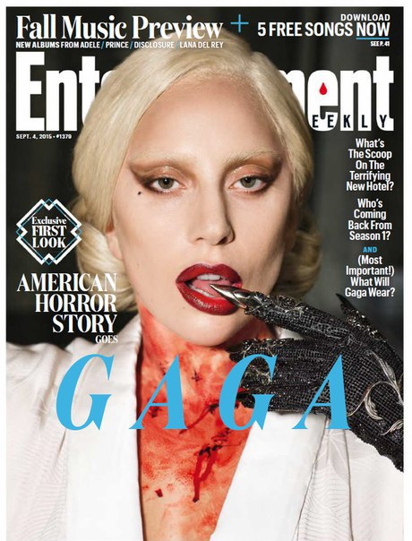 Entertainment Weekly - September 4 2015