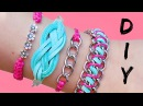 DIY Friendship Bracelets!! 4 Easy Stackable Arm Candy projects!