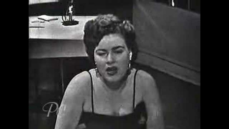Patsy Cline Three Cigarettes in an Ashtray