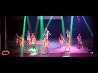 dance project SOL   BG KIDS! группа 7-10 лет