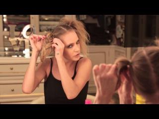 Глюк'oZa: Beauty Vlog #23 (Укладка Рожки)