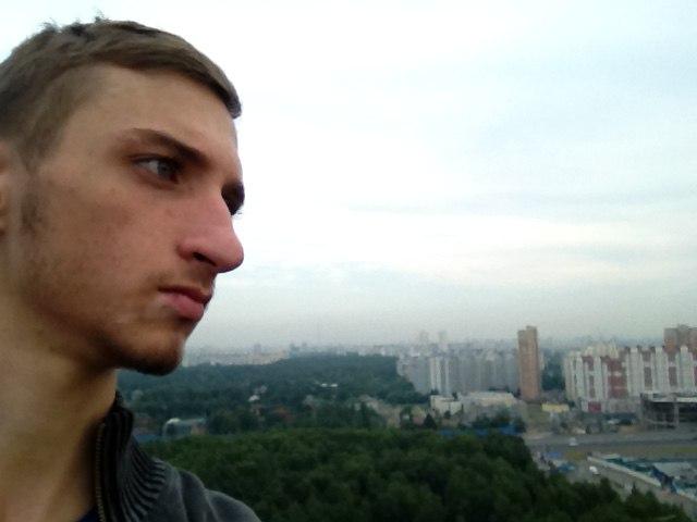 Ben, 24, Moscow