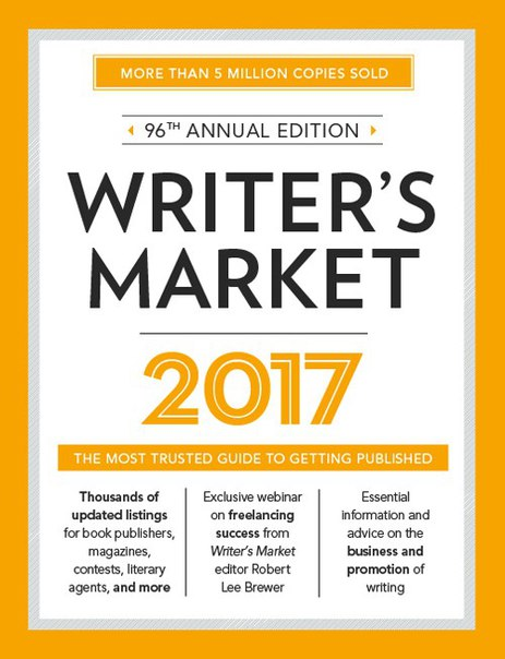 Writer 39 s Market 2017 - Robert Lee Brewer retail