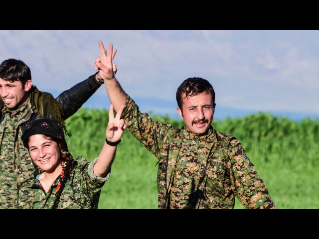 Bîranîna Şehîdên Ragihandina YPG Şehîdên Qereçox 25 Nîsan 2017