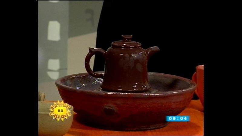 Чай с Анастасией Дудиновой загородный центр Чайная тишина Утро на ТК Скифия