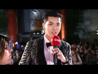 [1080P] 170120 Kris Wu's Red Carpet Interview at xXx: Return of Xander Cage Los Angeles Premiere