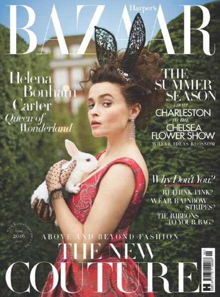 Harper's Bazaar UK - June 2016