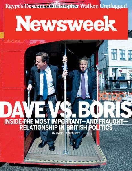 Newsweek Europe - 20 May 2016