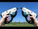 LEGO Pulse Pistols - Overwatch ЛЕГО Импульсные Пистолеты - оружие Трейсер из Overwatch