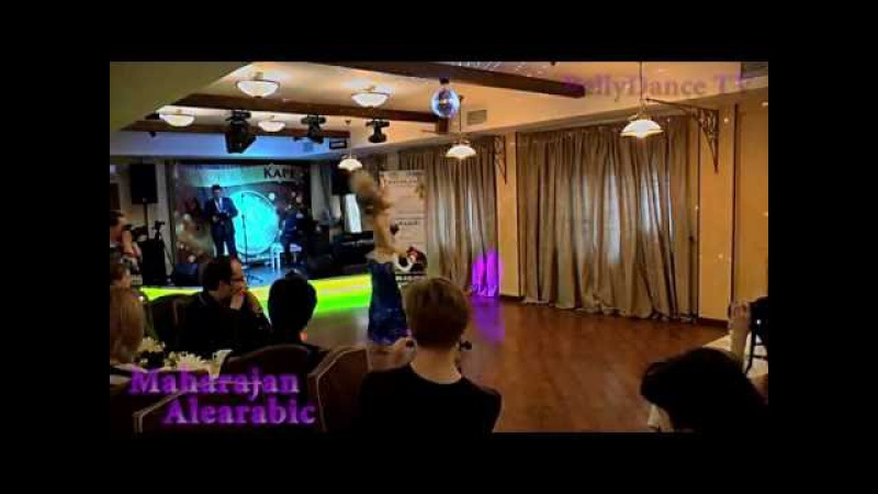 Bellydance TV - Maharajan Alearabic - Анастасия Лаушкина