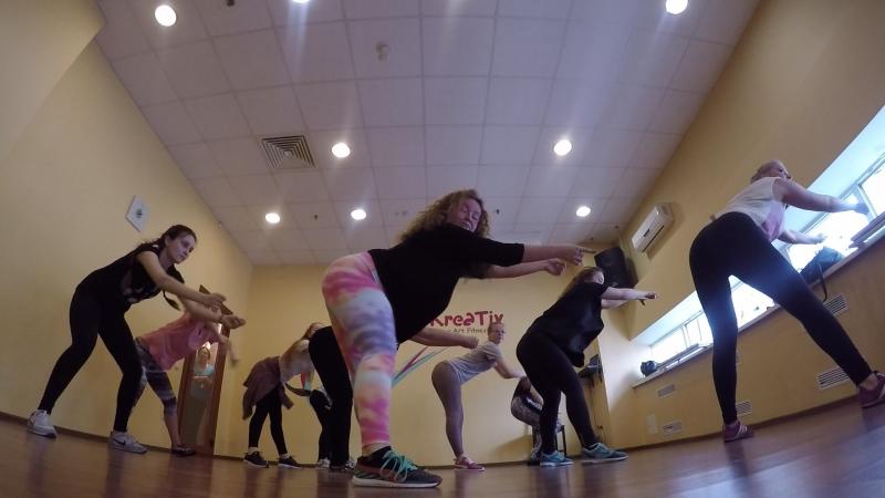 День открытых дверей в школе танцев Креатив Twerk choreo by JuliYago