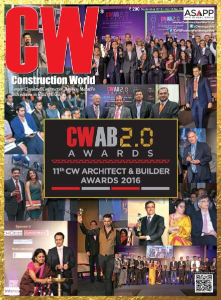 Construction World - September 2016