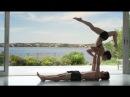 Acro Yoga by Equinox