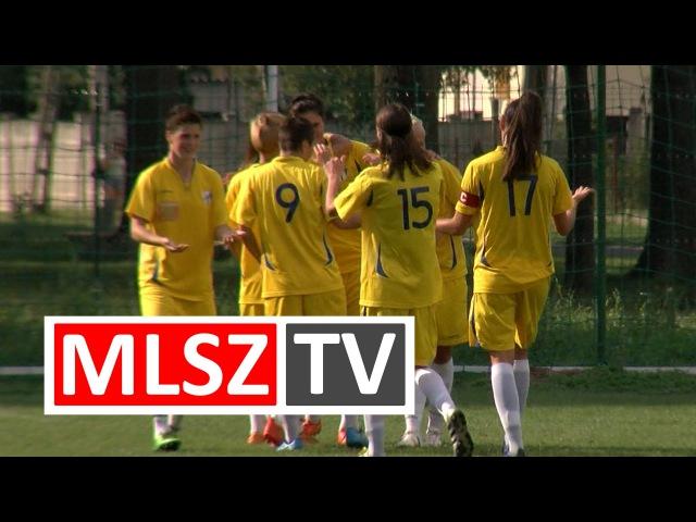 Kóka FNLA Viktória FC Szombathely 1 4 JET SOL Liga 5 forduló MLSZTV