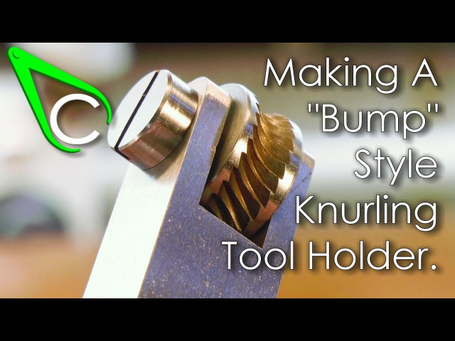 Spare Parts 5 Making A Bump Style Knurling Tool Holder