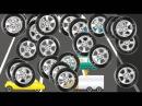 Мультфильм - Пазл - Все Машинки Подряд - Развивающие Мультики Про Машинки От 3 Лет Пазл Машинки