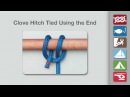 Clove Hitch (Rope End Method) | How to Tie a Clove Hitch (Rope End Method)