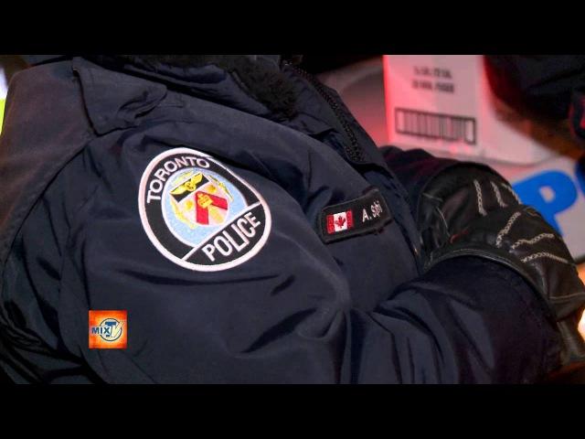 Полиция Торонто говорит по русски 4 Toronto Police speaks russian 4