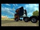 [ETS2]Euro Truck Simulator 2 Mercedes Actros MP4 v 1.10 Fix