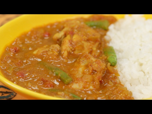 Yogurt Chicken Curry Recipe ヨーグルトチキンカレー 作り方 レシピ