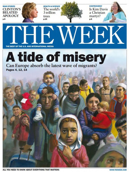 The Week - September 18, 2015  USA vk.com