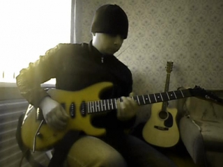 Chandelier - Sia (Guitar cover)