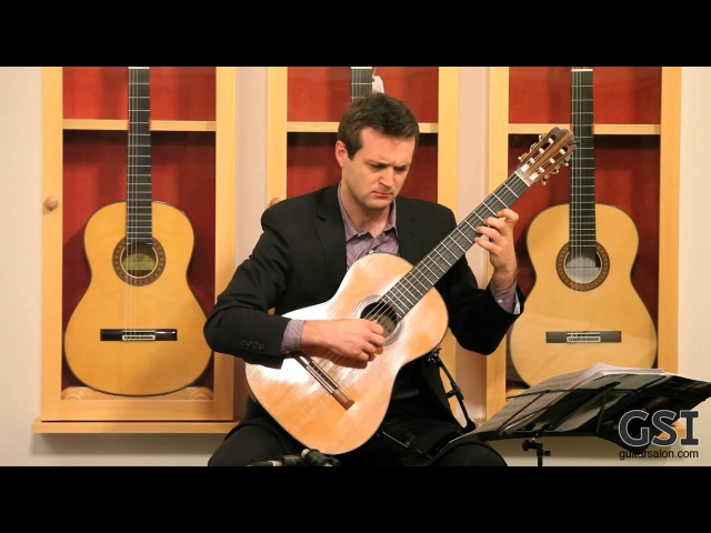 Prelude from Bachs Lute Suite 2 played by Vladimir Gorbach