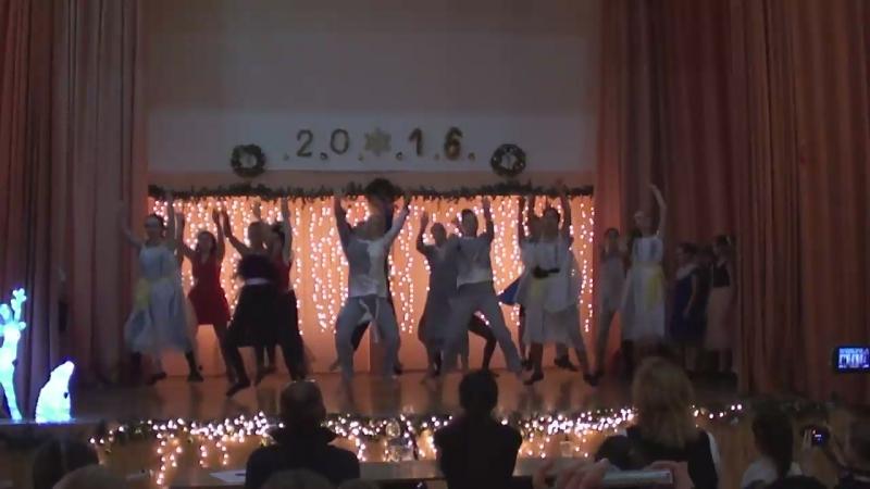 Внутриколлективный конкурс детских постановочных работ Я танцую 4 2015