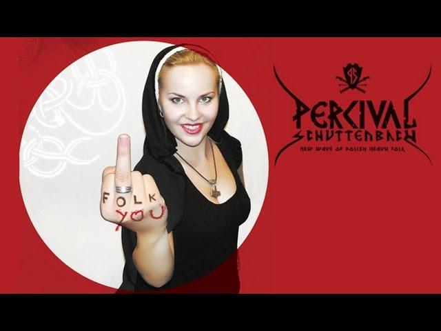 Percival Szatan bach - Satanismus folk metal na wesoło ) (Reakcja Pogańska) OFFICIAL VIDEO [2011]