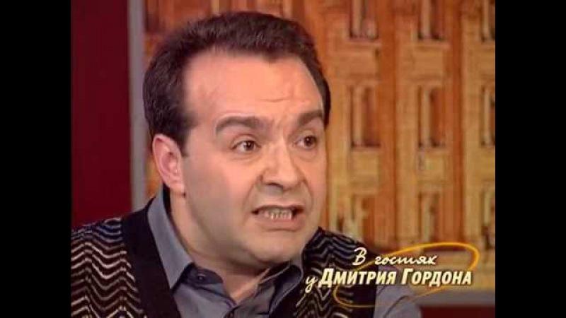 Виктор Шендерович В гостях у Дмитрия Гордона 3 3 2007