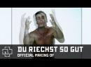 Rammstein Создание клипа Du riechst so gut 17 08 1995