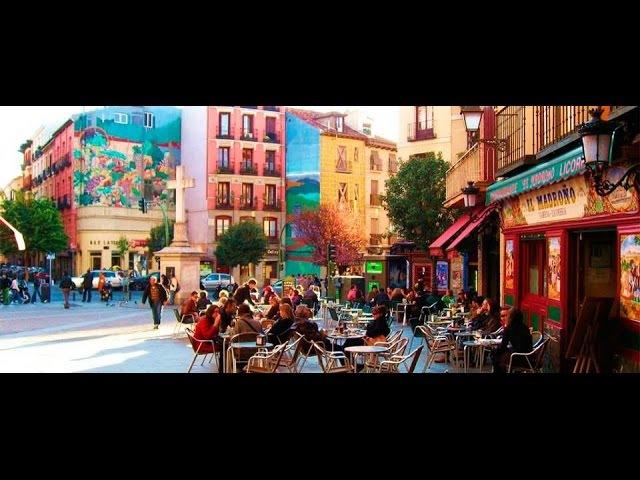 Madrid Barrio a Barrio El Madrid gastronómico