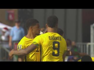 Jamaica 1-0 el salvador