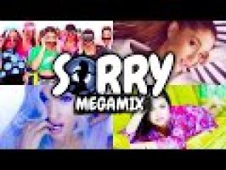 SORRY / MEGAMIX (Justin Bieber, Ariana Grande, Taylor Swift, Selena Gomez, Maroon 5 & More )
