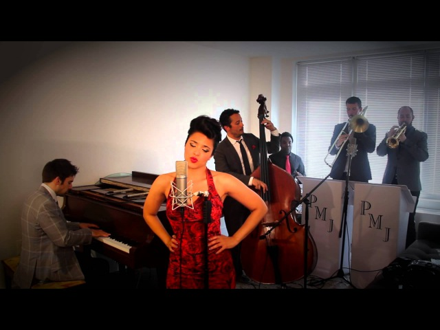 Womanizer Vintage '40 Torch Song Style Britney Spears Cover ft Cristina Gatti