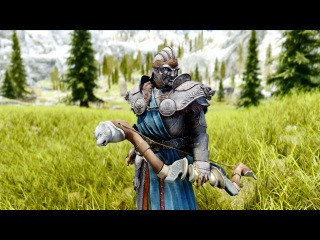 The Elder Scrolls V: Skyrim (PC) 4K - Real HD RGR ENB + Mods
