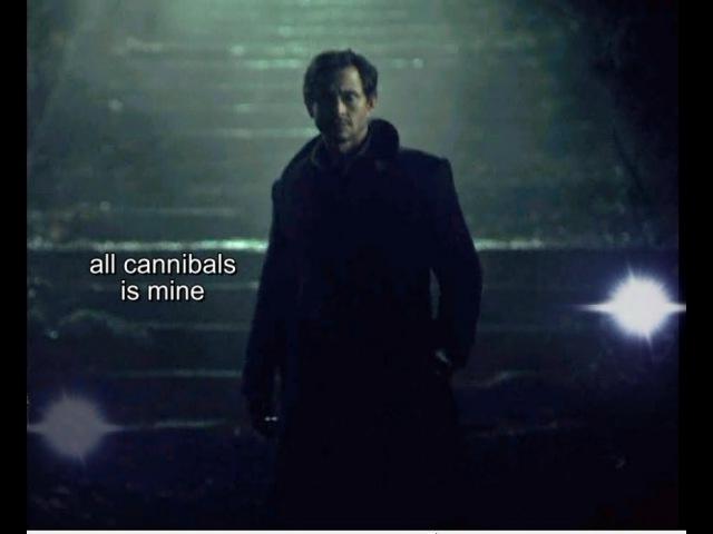 Hannibal crack 3 (RUS SUBTITLES)