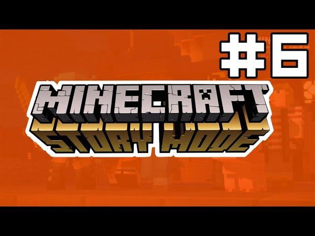 Minecraft: Story Mode - Эпизод 2 - В поисках Эльгорд 6
