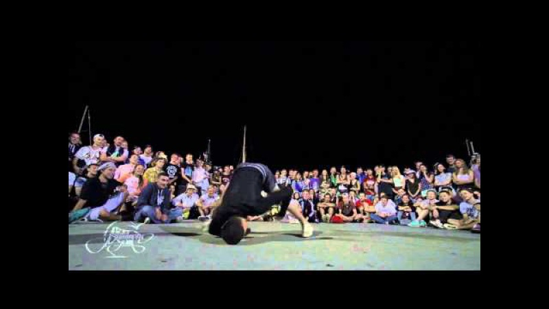 Pluto vs Funt vs Stany The Game vs Nadya Da Funky Round 3 Дело в Шляпе Yalta Summer Jam 2015