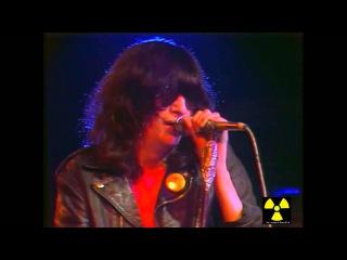 The Ramones live  Théatre de l'Empire 1980