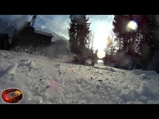 HPI Savage Flux, XS, Firestorm Snow Race