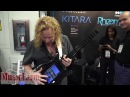 Winter NAMM '12 Misa Digital Kitara Digital Guitar