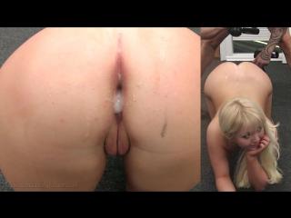 Стэйси прелестная 19-летняя черлидерша блондинка на кастинге casting anal sex big tits beautiful ass pussy cute girl new porn