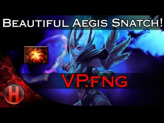 Beautiful Aegis Snatch vs. EG Shanghai Major Dota 2