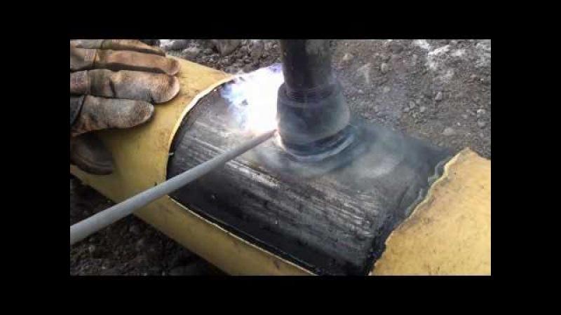 Pipeline Welding - In-Service Welding - Hydrogen Sulphide (H2S) Hot Tap